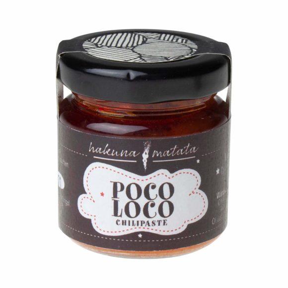 Poco Loco Chilipaste