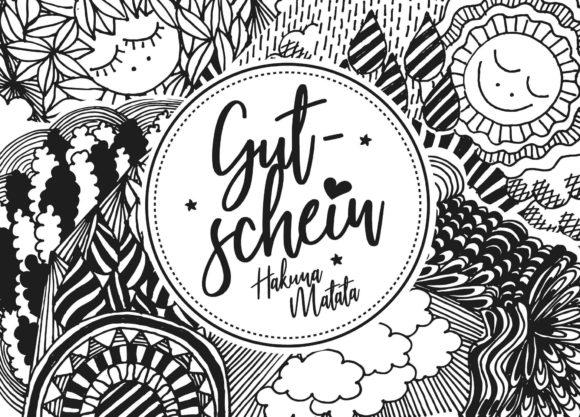 Online Geschenk-Gutschein