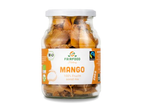 """Mango """"Brooks"""" getrocknet Fairfood"""