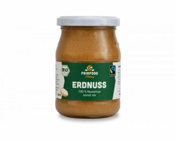Erdnussmus Fairfood